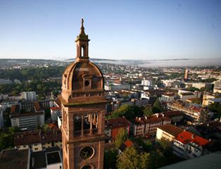Goldstadt Pforzheim