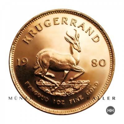 1 Oz. Gold Krügerrand Südafrika