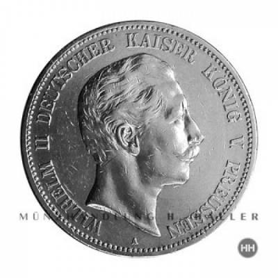 5 Reichsmark Preussen J.104