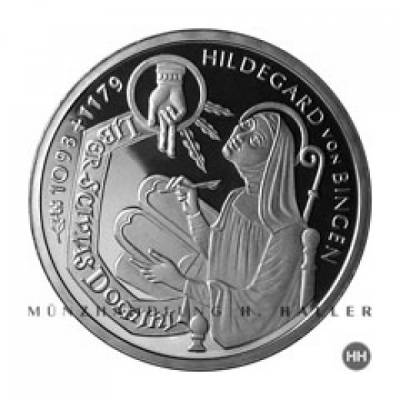 10 DM Gedenkmünzen 1998 - 01 ( 925er Silber )