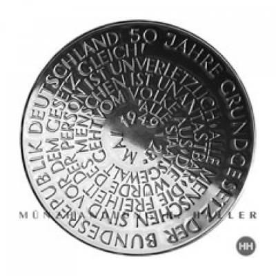 10 Euro Gedenkmünzen Deutschland 2002 - 2010