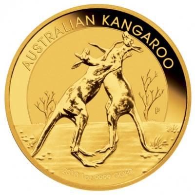 1 Oz. Gold Australien Känguru Perth Mint div. Jahrgänge