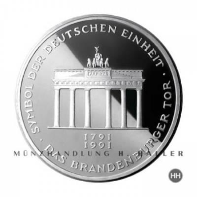 10 DM Gedenkmünzen 1987 - 1997 ( 625er Silber )