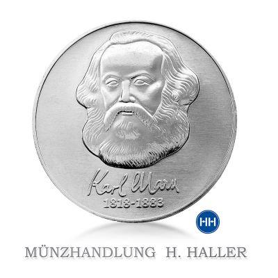 20 Mark DDR Karl Marx 1983 vz.