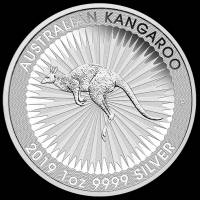 1 Oz. Australien Känguru 2019/2020 Perth Mint