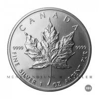 1 Oz. Maple Leaf ( 2019/2020 )